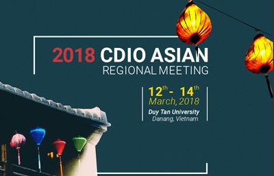 Hội nghị Vùng CDIO - Châu Á-Thái Bình Dương